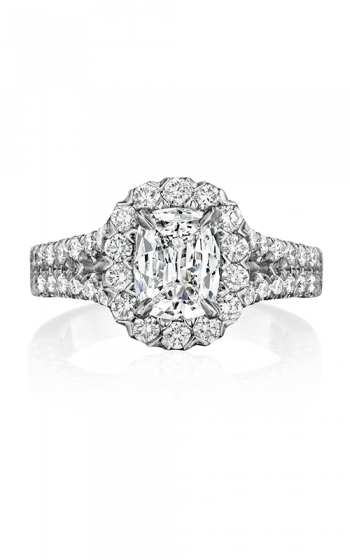 Buy Henri Daussi Aks Engagement Rings Mitchum Jewelers
