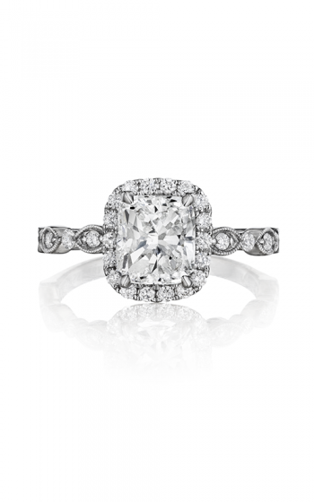 Find Henri Daussi Agc Engagement Rings Mitchum Jewelers