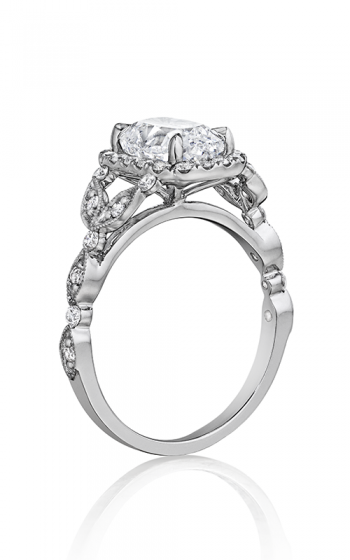 Buy Henri Daussi Agcs Engagement Rings Mitchum Jewelers
