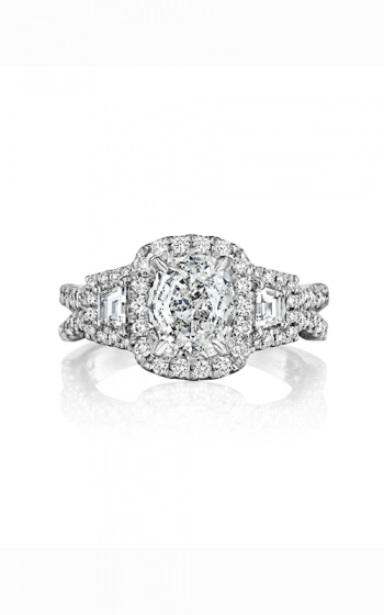 Buy Henri Daussi Atrp Engagement Rings Mitchum Jewelers