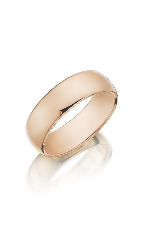 Henri Daussi Men's Wedding Bands Wedding band MB37 product image