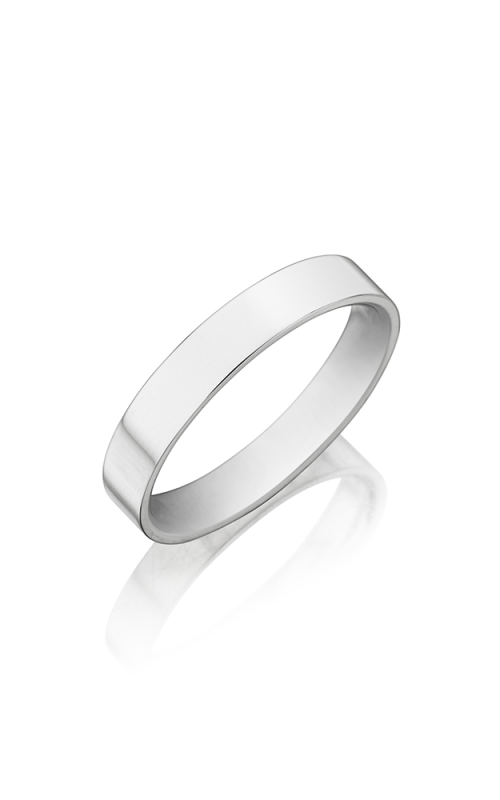 Henri Daussi Men's Wedding Bands Wedding band MB48 product image