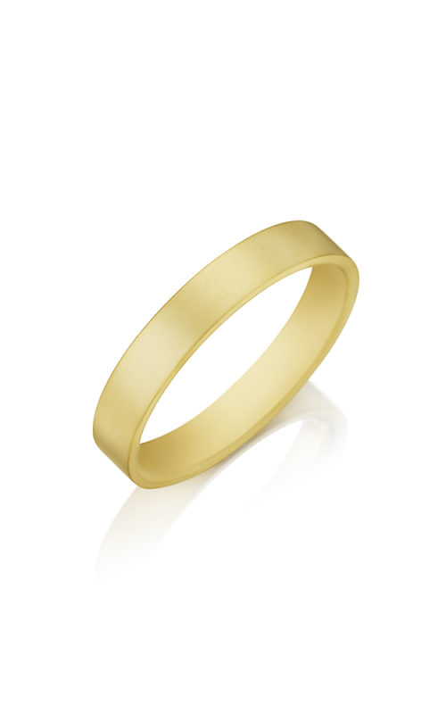 Henri Daussi Men's Wedding Bands Wedding band MB50 product image