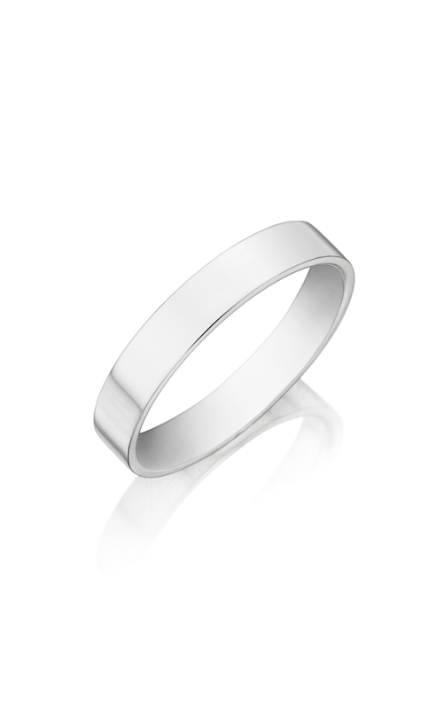 Henri Daussi Men's Wedding Bands Wedding band MB51 product image