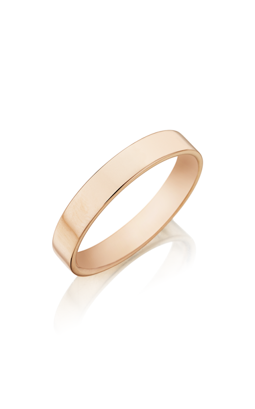 Henri Daussi Men's Wedding Bands Wedding band MB52 product image