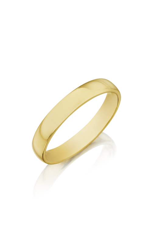 Henri Daussi Men's Wedding Bands Wedding band MB65 product image