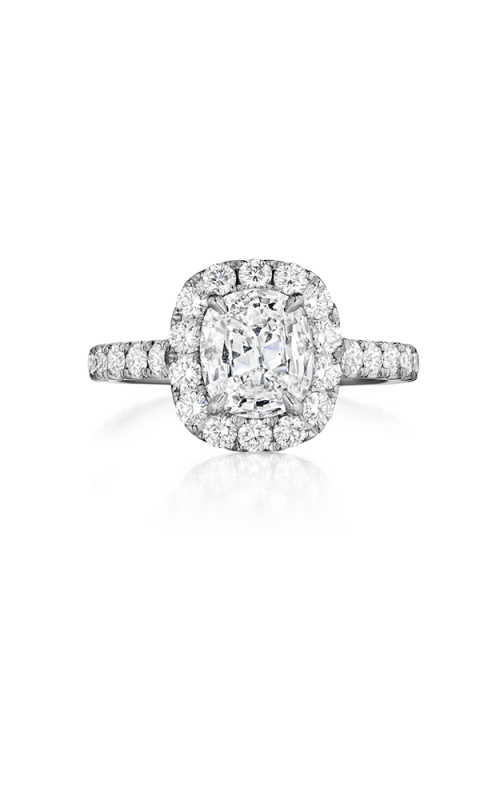 Henri Daussi Amkl Engagement Rings Shop Now At The Diamond Ring