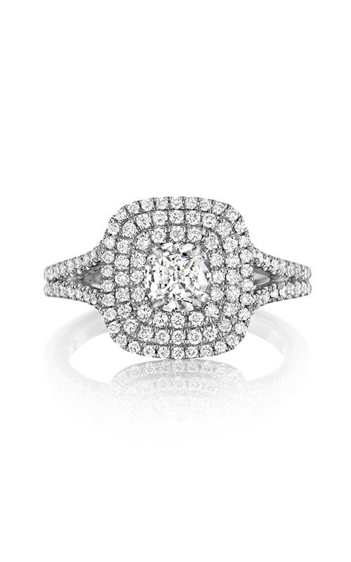 Henri Daussi Daussi Brilliant Engagement ring ADT product image