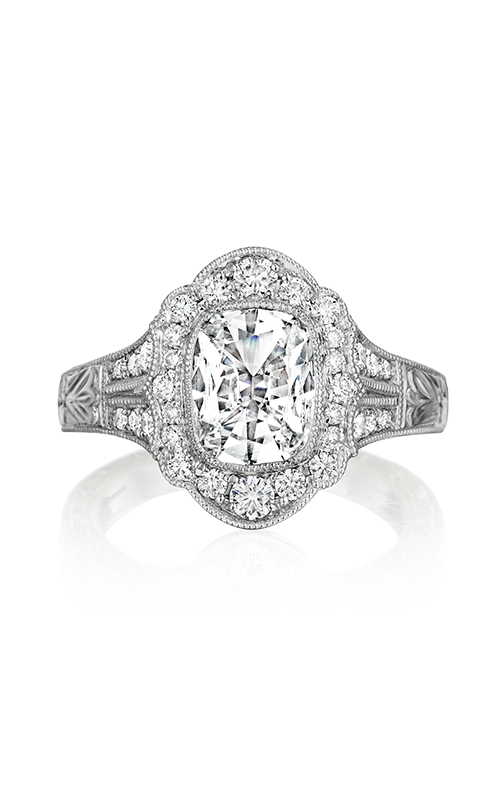 Henri Daussi Afl Engagement Rings See Now At The Diamond Ring Company