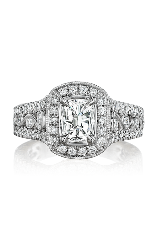 Henri Daussi Akjf Engagement Rings Gmg Jewellers