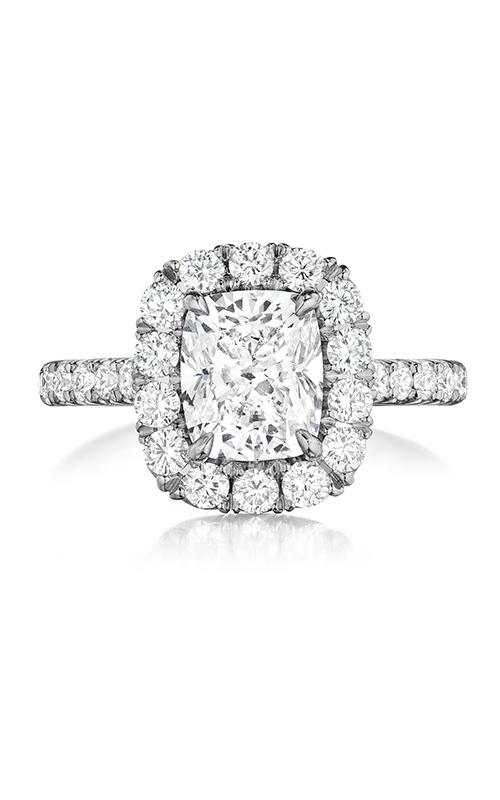 Henri Daussi Daussi Brilliant Engagement ring AMDM product image
