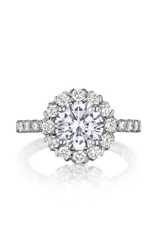 Henri Daussi Brilliant Engagement Ring BJK product image