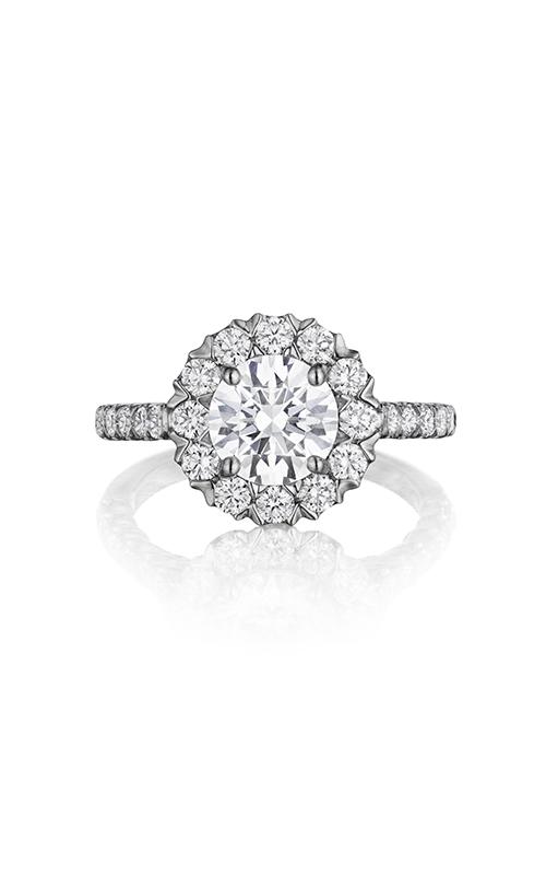 Henri Daussi Daussi Brilliant Engagement ring BJS product image