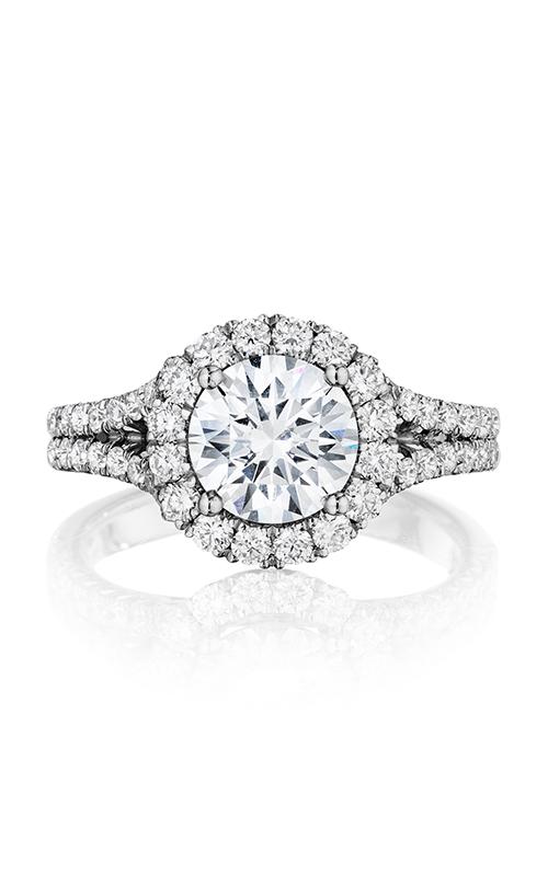 Henri Daussi Brilliant Engagement Ring BMDS product image