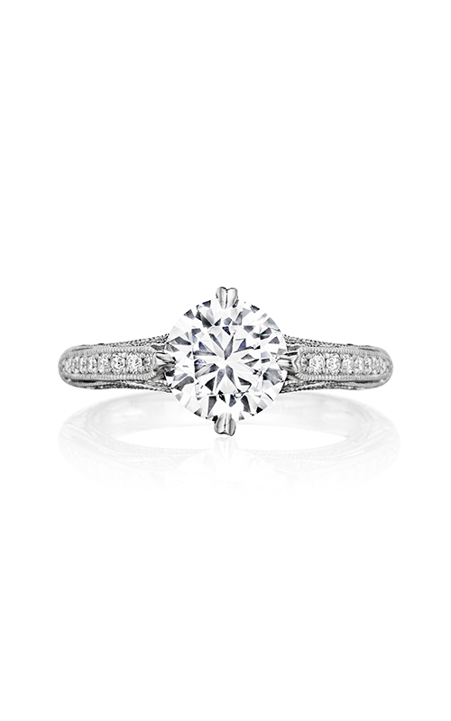 Henri Daussi Brilliant Engagement Ring BN product image