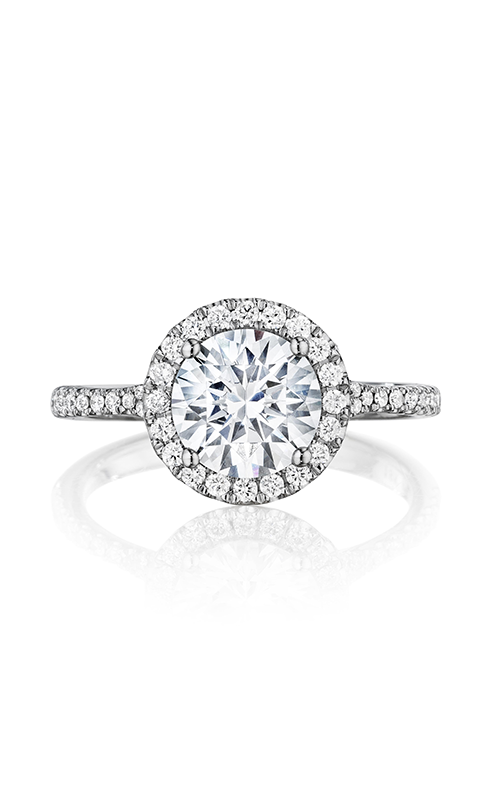 Henri Daussi Daussi Brilliant Engagement ring BSP product image