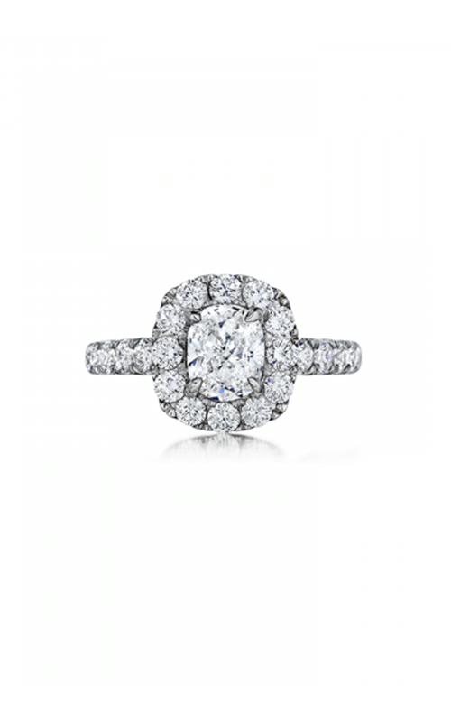 Henri Daussi Engagement  Engagement ring ZW product image