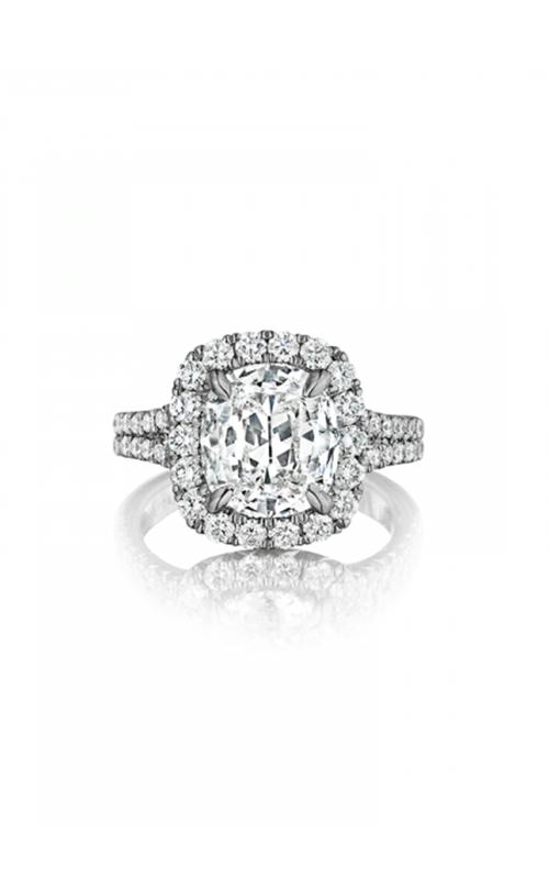 Henri Daussi Brilliant Engagement Ring ZMDS product image