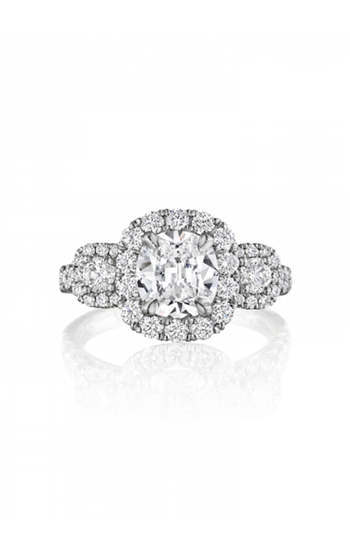 Henri Daussi Engagement  Engagement ring ZCMB product image