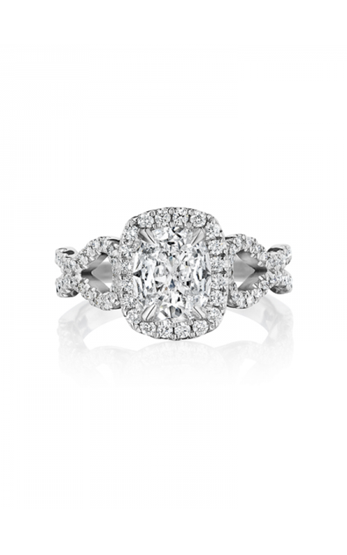 Henri Daussi Engagement Ring ZKSA product image