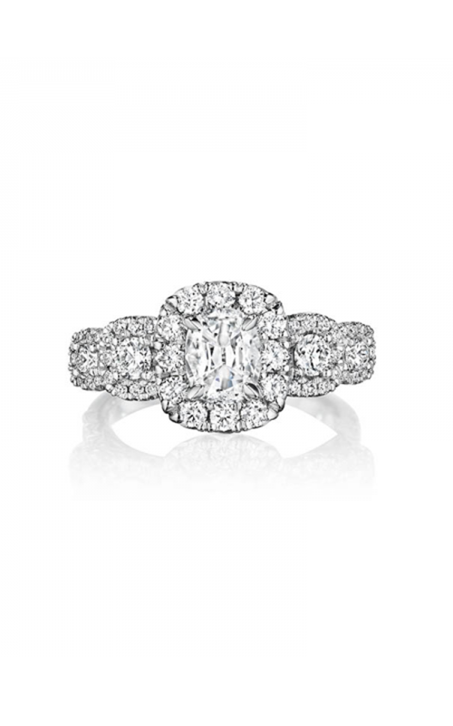 Henri Daussi Engagement Ring ZCMK product image
