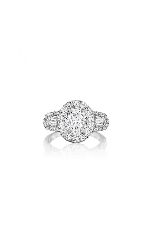 Henri Daussi Engagement  Engagement ring HACBG product image