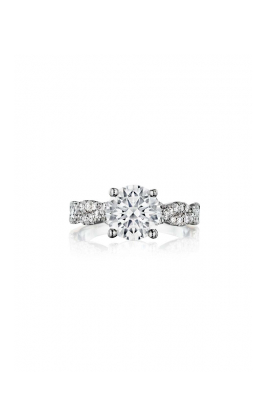 Henri Daussi Engagement ring HAR product image