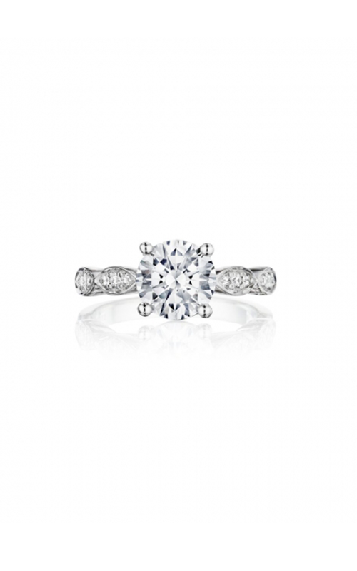 Henri Daussi Engagement Ring HAMQ product image