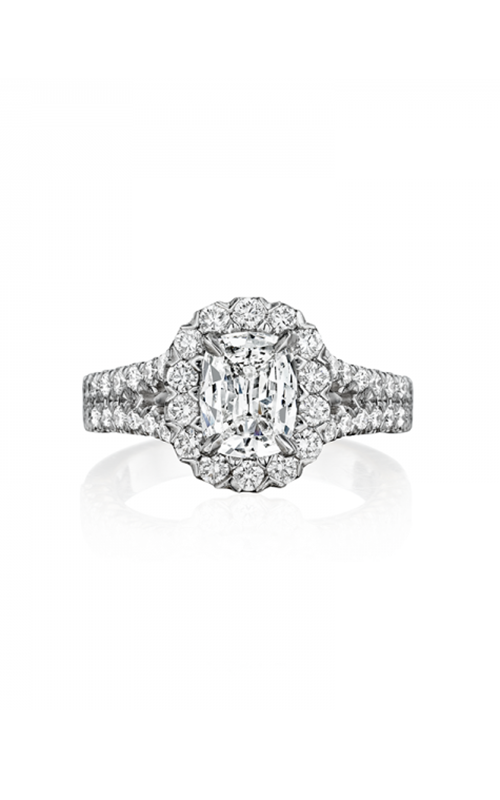 Henri Daussi Engagement Ring ZKS product image