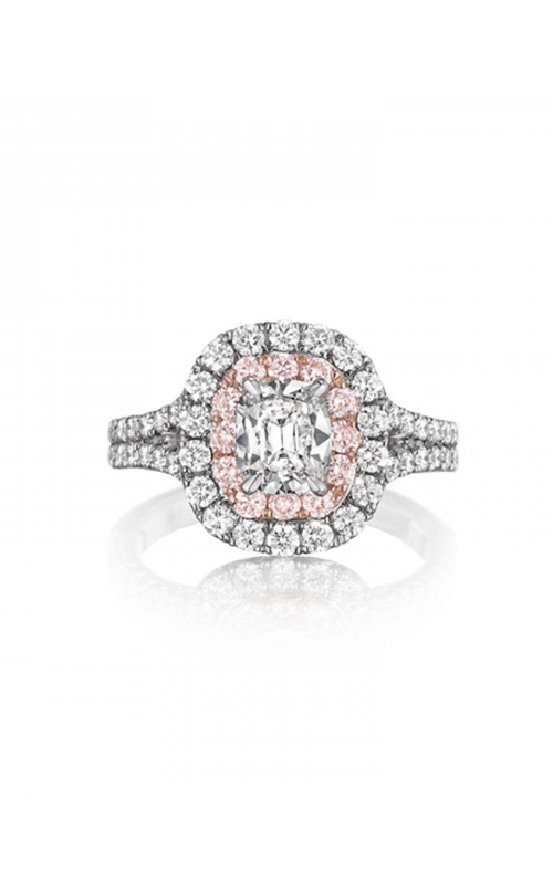 Henri Daussi Engagement Ring ZQSP product image