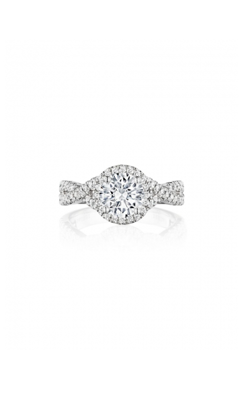 Henri Daussi Engagement  Engagement ring HAWK product image