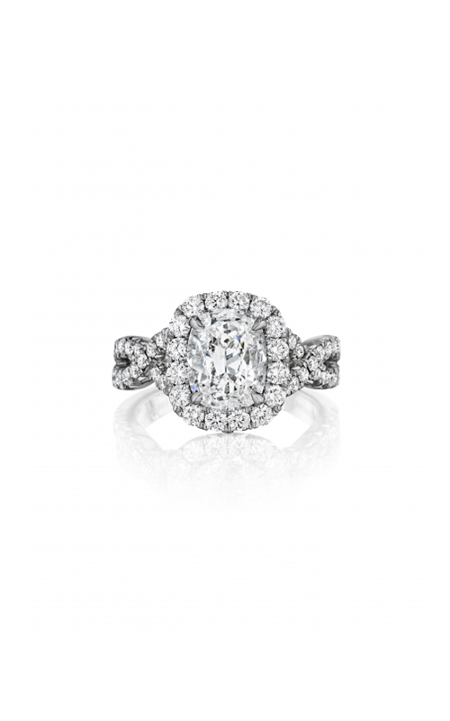 Henri Daussi Engagement  Engagement ring AW product image