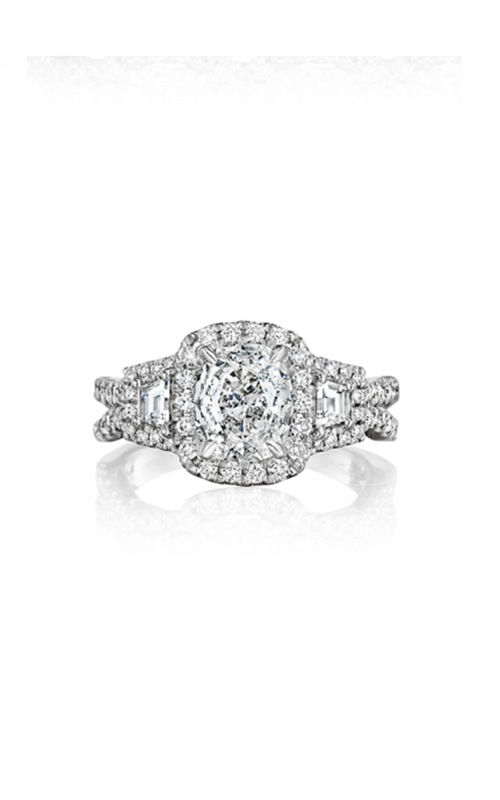 Henri Daussi Engagement  Engagement ring ZTRP product image