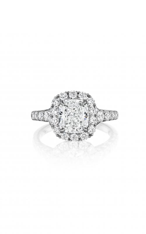 Henri Daussi Engagement Ring AV product image