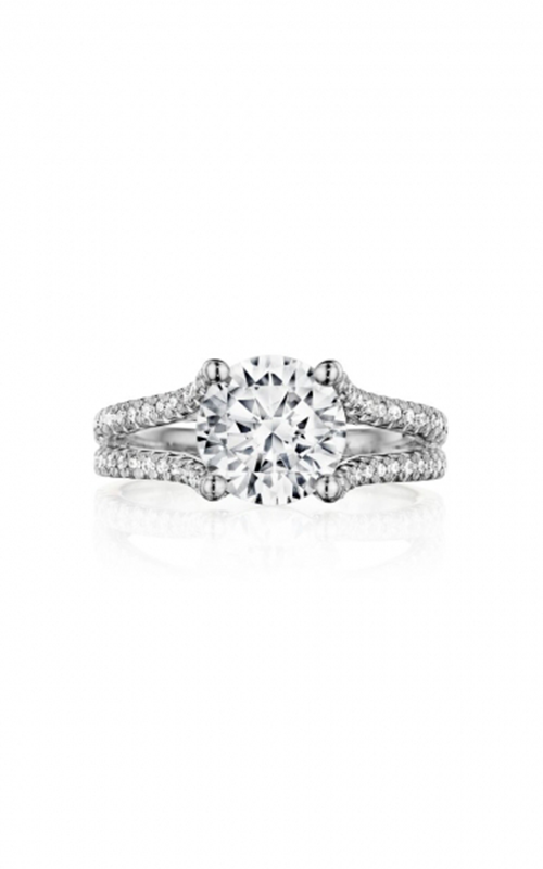 Henri Daussi Engagement Ring HAP product image