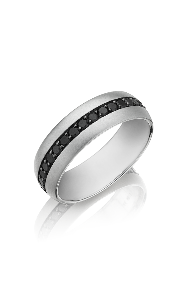 Henri Daussi Men's Wedding Bands MB13E product image