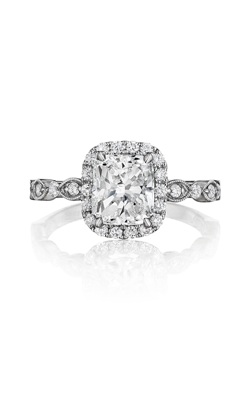 Agc Henri Daussi Engagement Rings Buy At Benari Jewelers