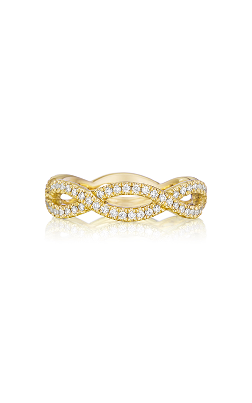 Henri Daussi Women's Wedding Bands R23-8E product image