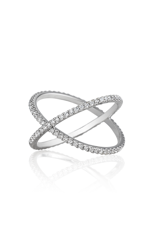 Henri Daussi Women's Wedding Bands R38-1E product image
