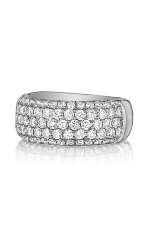 Henri Daussi Women's Wedding Bands R22-1H product image