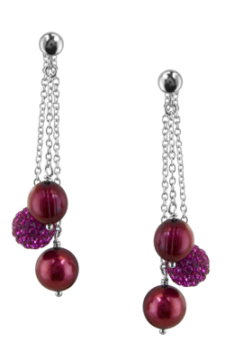Honora Pop Star Earrings LE5672CHR product image