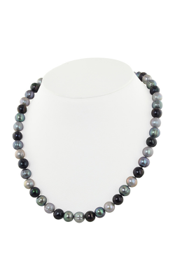 Honora Black Tie Necklace HN1394BLTIE18 product image