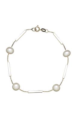 Honora Karat Classic Bracelet LB7474WHYG75-14K product image