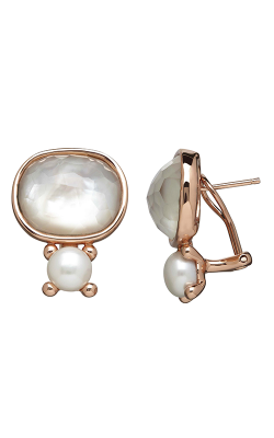 Honora Bronze Mother Of Pearl Earrings LE7094WHWM product image