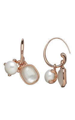 Honora Bronze Mother Of Pearl Earrings LE7095WHWM product image