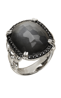 Honora Madison Hematite Ring LR5790BL7 product image