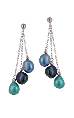 Honora Peacock Earrings LE4415PC product image