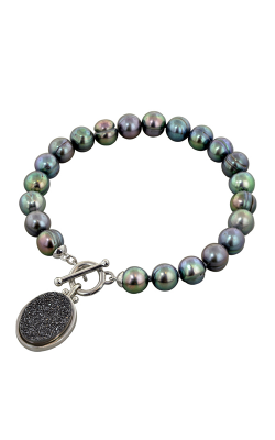 Honora Rock Star Black Bracelet LB5638BL product image