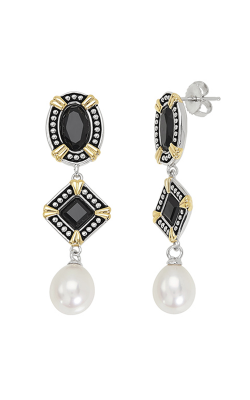 Honora Deco Noir Earrings SE9396BOX product image