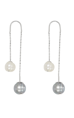 Honora Fashion Earrings SE9300SWG product image